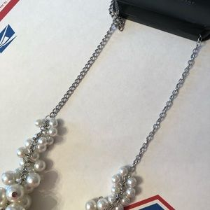 Ny&co Pearl necklace chain